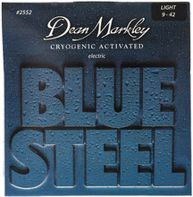 Dean Markley 2552 Blue Steel Electric LT