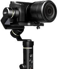 Feiyu G6 Plus 3-Achsen Spritzwassergeschützter Handheld-Gimbal für Mirrorless, GoPro, Action Kamera und Smartphone