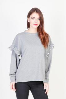 Pinko 1G12QM-6340 tröja kvinna höst/vinter Grå M