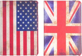 Fodral iPad mini 4 - USA:s flagga