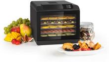 Arizona Jerky Frukttork 500W 35-70°C digital Touch-Display svart