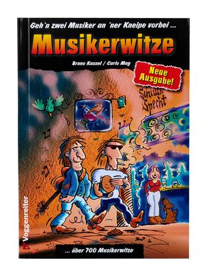 Voggenreiter Musikerwitze