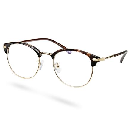 Classroom Skillpaddemønstrede Briller