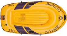 Happy People Oppblåsbar robåt Olympic 230 for 2 personer