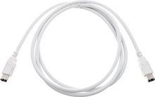 pro snake Firewire Cable 6 Pin 1,8m