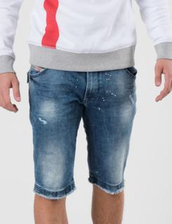 Diesel, PROOLI-N SHORTS, Blå, Shorts till Dreng, 10 år