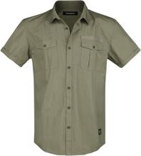 Shine Original - Utility Shirt -Kortermet skjorte - grønn