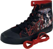 Slayer - EMP Signature Collection -Høye sneakers - flerfarget