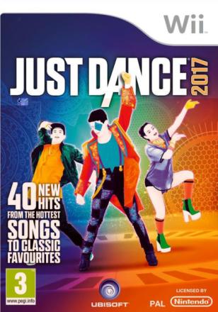 Just Dance 2017 /Wii