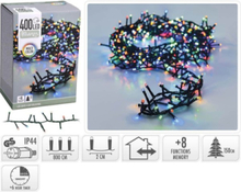 MICRO CLUSTER CHRISTMAS LIGHTS | 400 LED | 8 METER