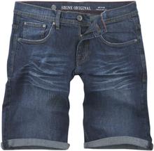 Shine Original - Regular Fit Denim Shorts -Shorts - mørkeblå
