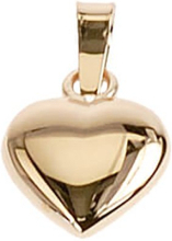 Jewelrybox.se Guldhjärta 18k Hängsmycke Massivt