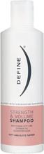 Define strength&volume shampoo