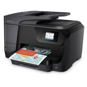 HP Officejet Pro 8715 Multifunksjonsskriver
