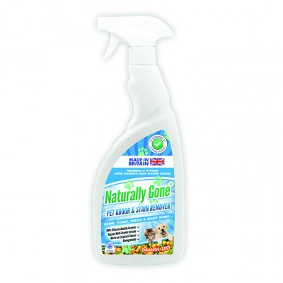 Airpure Pet Odour & Stain Remover Orange Zest 750 ml