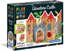PLAY CREATIVE The Castle Of Adventures