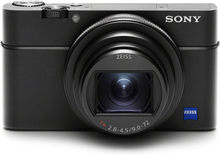 Sony Cybershot DSC RX100VI Digitalkamera (PAL) (Englische Version)