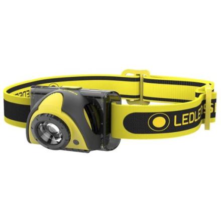 Led Lenser iSEO5R Hodelykt, 180 Lumen, Oppladbar