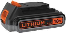 Black & Decker Batteri 18v 2.15ah li-ion f5