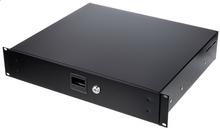 Adam Hall 87402A Rack Drawer Alu 2U