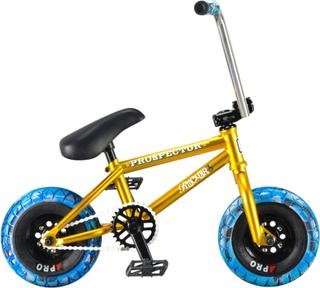 Rocker Reggie Prospector Mini BMX Cykel Guld
