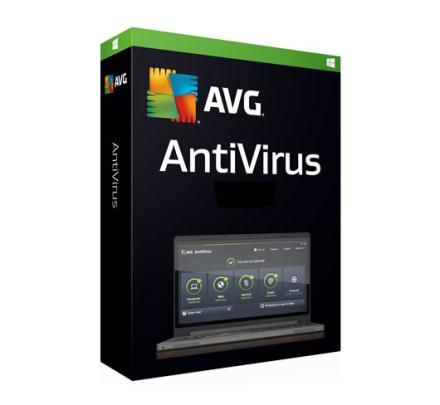 AVG Antivirus - 1 PC / 1 år