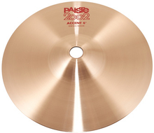"""Paiste 2002 06"""""""" Accent Cymbal"""