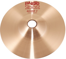 """Paiste 2002 04"""""""" Accent Cymbal"""
