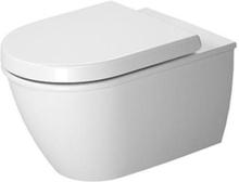 Duravit Darling New vegghengt toalett m/skjult montering & wondergliss, hvit