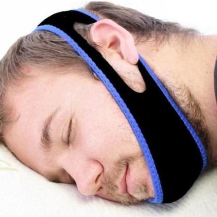 Anti-Snorking Elastisk Bånd