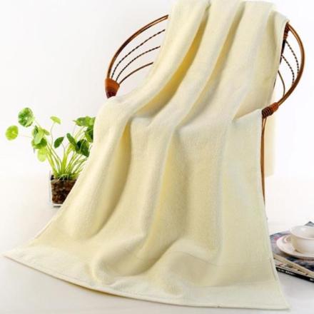 Badehåndkle 70 x 140cm - Beige