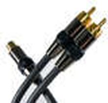 Y-adapter 2 till 1 0.3