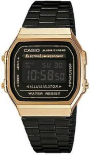 Casio Herrenchrono Casio collection retro A168WEGB-1BEF