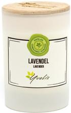 Miljövänligt Doftljus Lavendel, Litet (ca. 115 g)