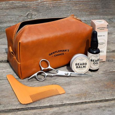 Barberingsett Beard Grooming Kit