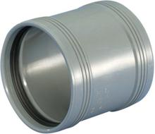 Wavin grå løpemuffe 110 mm