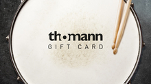 Thomann 10 EUR Gift Certificate