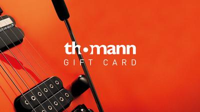 Thomann Gift Certificate 25 EUR