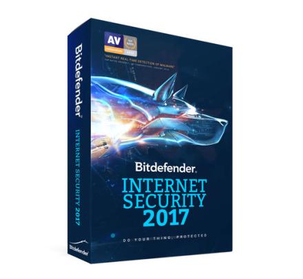Bitdefender Internet Security - 1 PC / 1 år