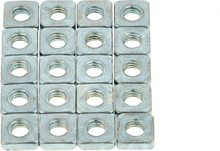 Adam Hall 5660 Square Nut Pack