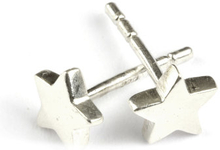 Sparkle Star Earrings, ONESIZE