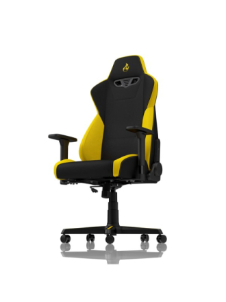 S300 Gaming Chair - Astral Yellow Krzes?o gamingowe - Czarno-?ó?ty - Tkanina - 136.1 kg