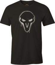 - TSHIRT OVERWATCH REAPER SPRAY - T-Shirt S