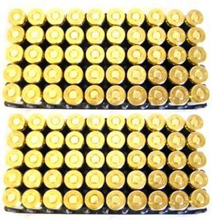 2 x 50stk 9mm PAK - Walther