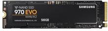 Samsung 970 EVO M.2 NVMe SSD 500GB (2280)