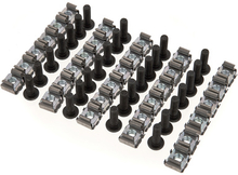 K&M M5 Rack Nut Pack Set