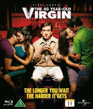 40 Year Old Virgin (Blu-ray) (Nordic)