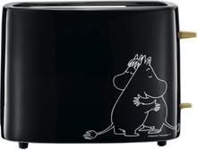 Moomin ceramic black 2 slices