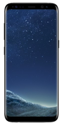 Samsung SM-G950F Galaxy S8 Sort
