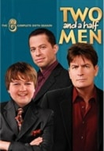 Two And A Half Men - Sesong 6 (3 disc)